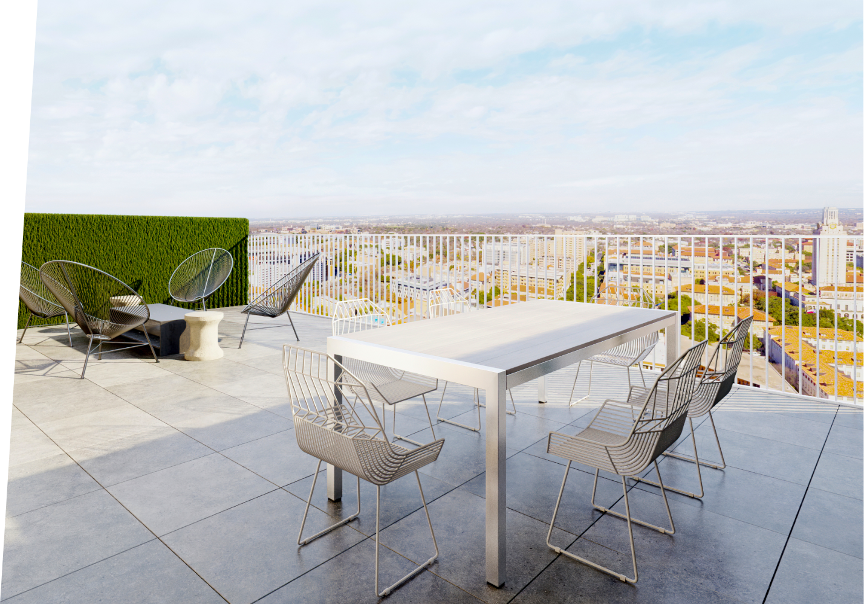 exterior, patio, terrace